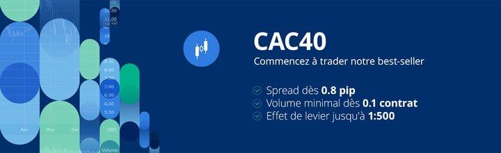 Investissement dans le CAC40